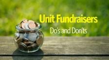 Unit-fundraisers
